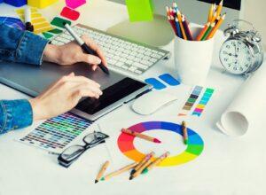 Заказать сайт на Wordpress в Киеве для дизайнера