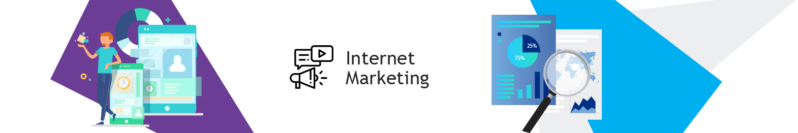 Internet Marketing. Internet marketing services. Order online marketing