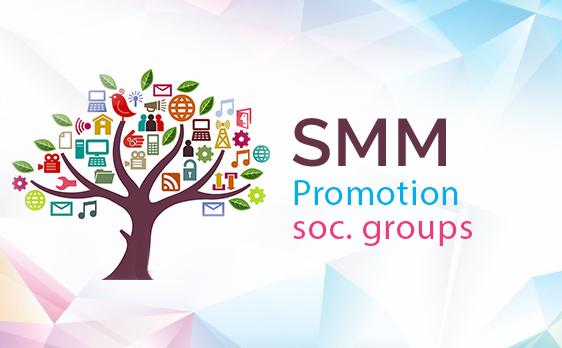 Promoting groups in social networks — SMM