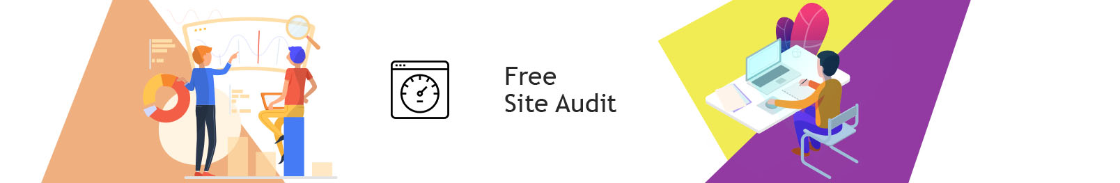 Site audit. Order an audit of the site. Order a technical audit of the site.