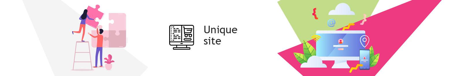 Unique site. Order a unique turnkey website, price, cost.